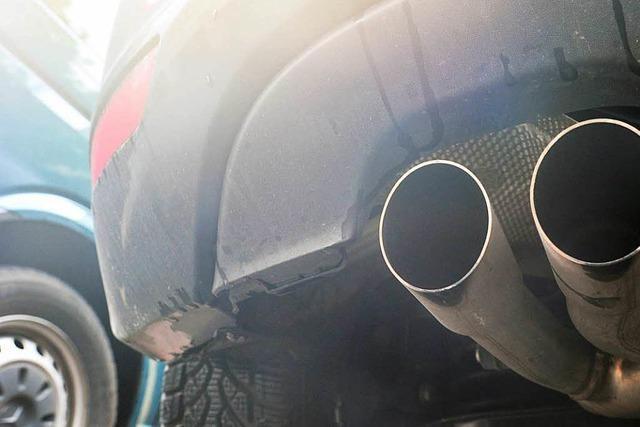 Studie: Diesel verliert Marktanteile in Deutschland