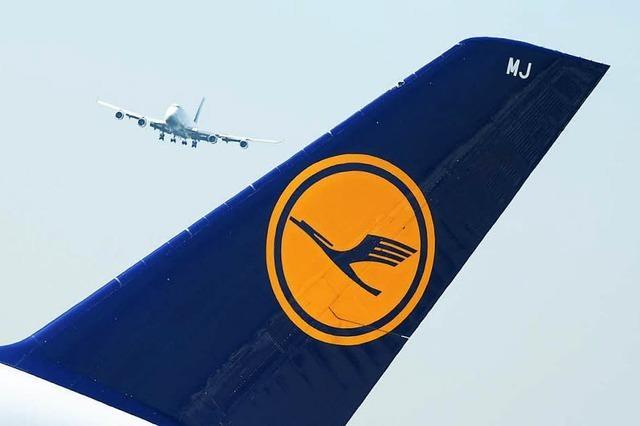 Lufthansa-Piloten kündigen Streiks an