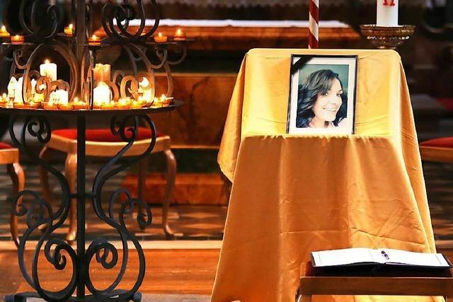 Anteilnahme und Trauer um Carolin G. bei Gottesdienst in Endingen