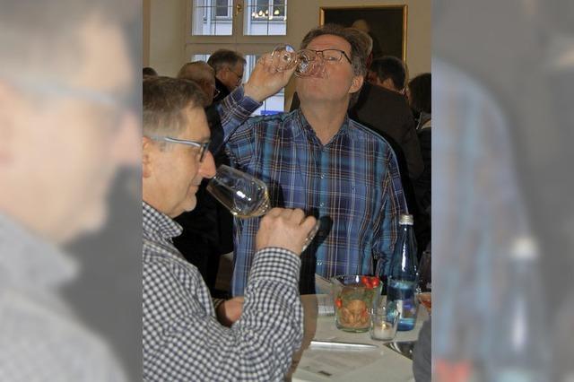 Die besten Weine aus den Breisgau
