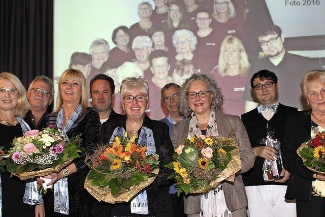 Dorothea Häsler 20 Jahre an der Spitze