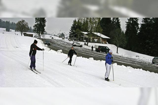 Skisaison eröffnet