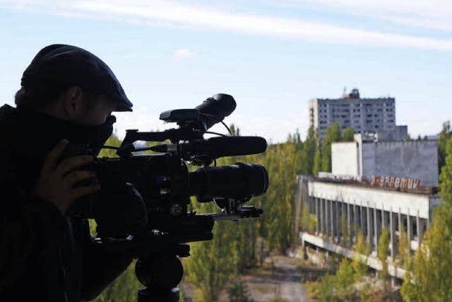 Ein Freiburger Filmteam hat eine Dokumentation über Tschernobyl-Rücksiedler gedreht