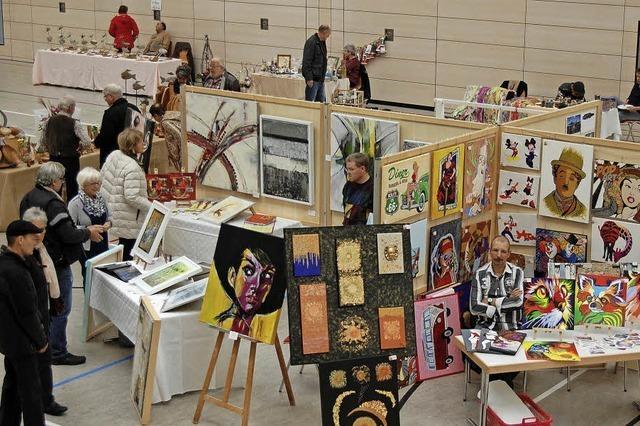 Hobby-Ausstellung in Murg