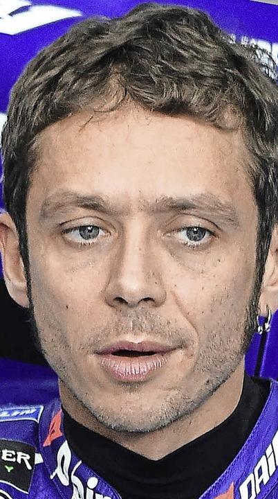 Rossi    Foto: AFP