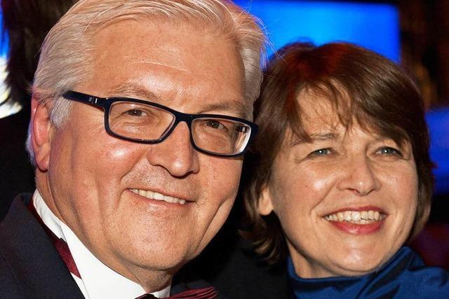 Steinmeier als Kandidat – trotz SPD-Parteibuch