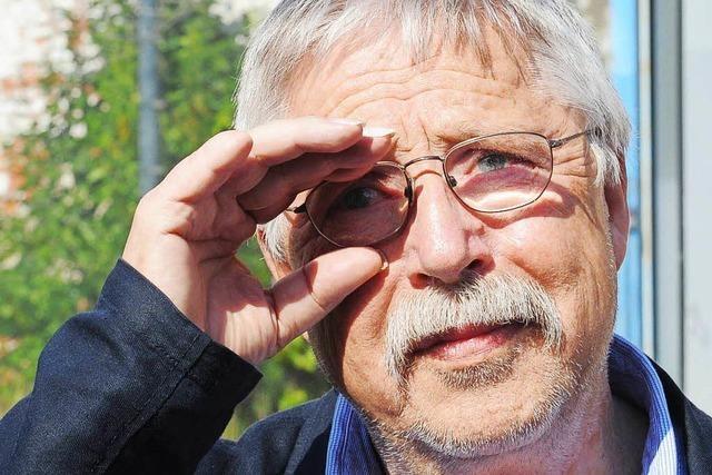 Liedermacher Wolf Biermann wird 80 Jahre