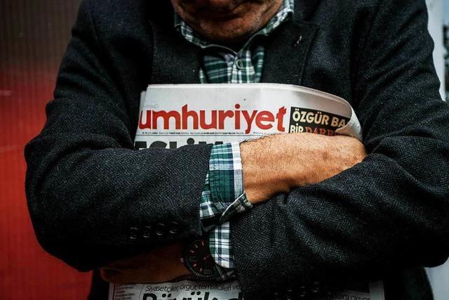 Wie der Alltag türkischen Journalisten aussieht