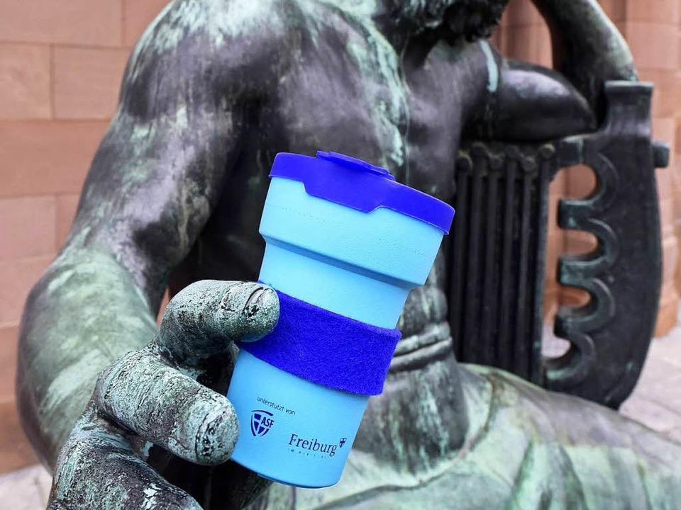 Könnte Homer gehen, würde der alte gri...ude I der Universität  hinein tragen.   | Foto: Thomas Kunz