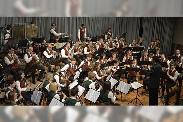 Musikverein Rötenbach in Friedeweiler-Rötenbach