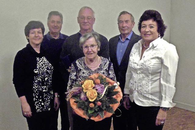 Heimat- und Verkehrsverein dankt für engagierte Arbeit