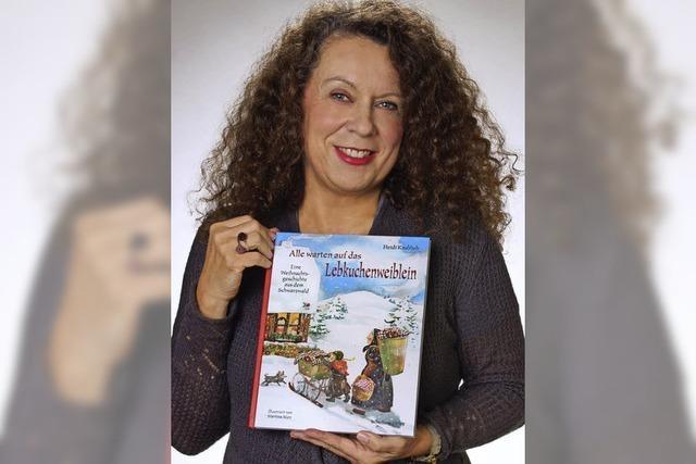 Heidi Knoblich stellt ihr Weihnachtskinderbuch