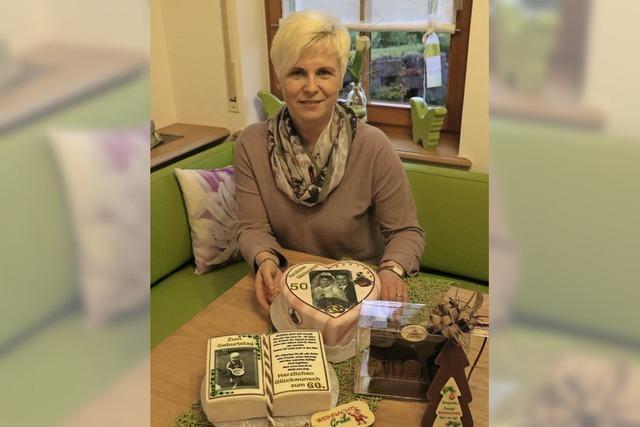 Manuela Müllerleile berichtet über ihren Weg in die Selbständigkeit