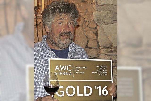 Neun Medaillen für das Binzener Weingut Frick