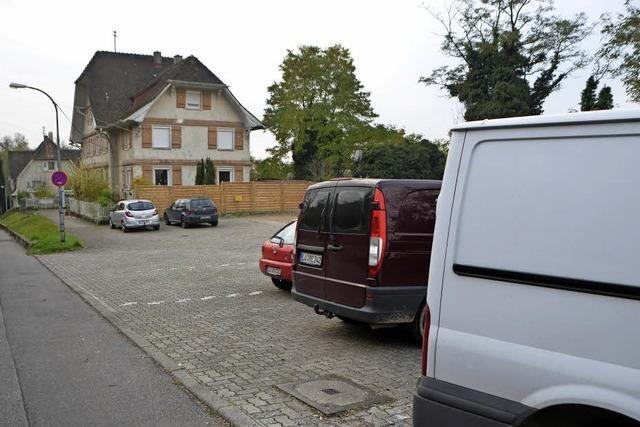 Wohnhausbau in Kleinkems