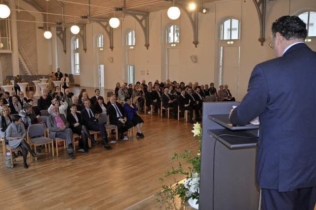 Gemeinde bietet Heimat und Anker