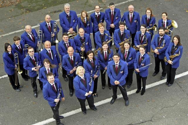 Dirigent und Musiker wählen Programm gemeinsam
