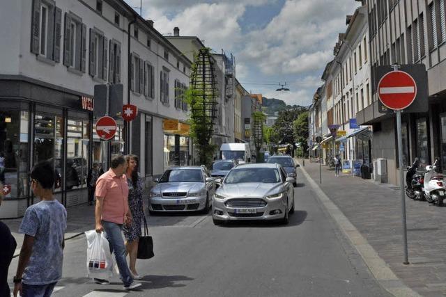 Grabenstraße spaltet Rat