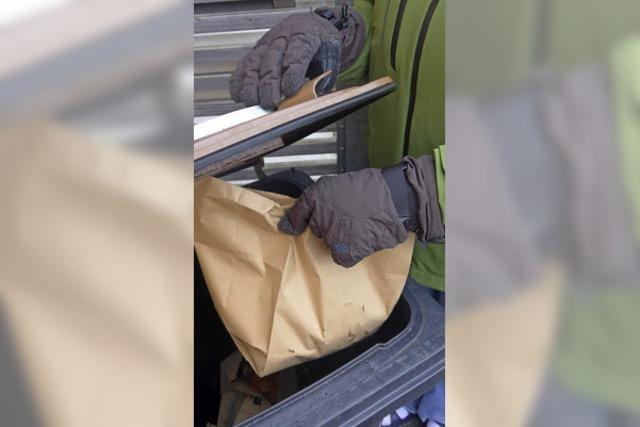 Nicht mehr als 24 Kilo Bioabfälle in die 60-Liter-Tonne
