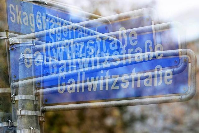 Freiburg: Stadtrat beschließt Änderung von Straßennamen