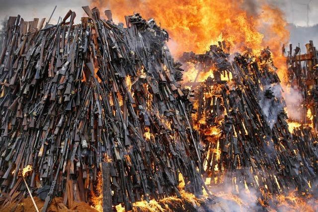 Feuerwaffen in Kenia