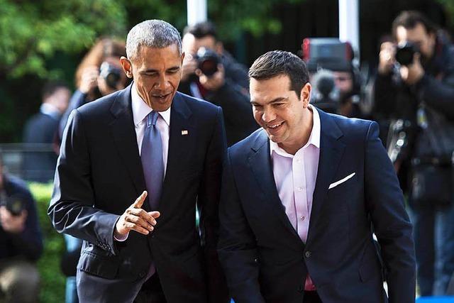 Obama will Schuldenerleichterung für Athen