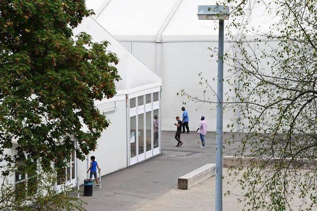 Land fährt Aufnahmekapazitäten für neue Asylbewerber zurück