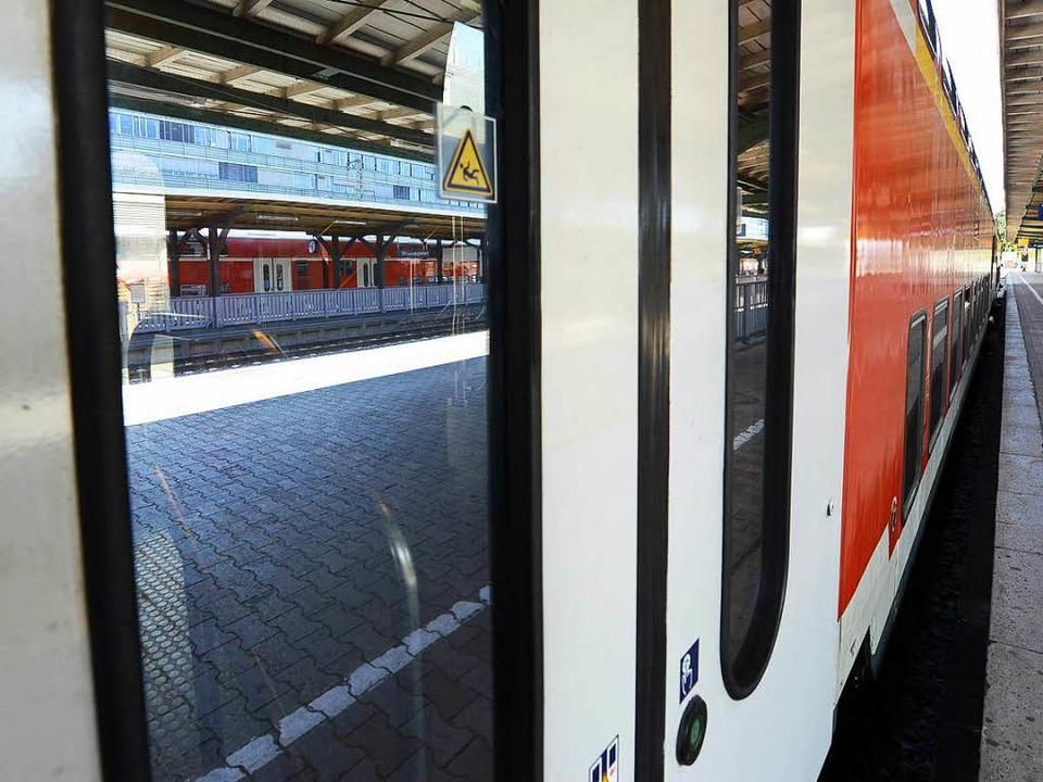 Der Vorfall ereignete sich am Hauptbahnhof.  | Foto: Rita Eggstein