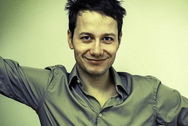 Kabarettist Marco Tschirpke gastiert im Paulinerheim Bonndorf