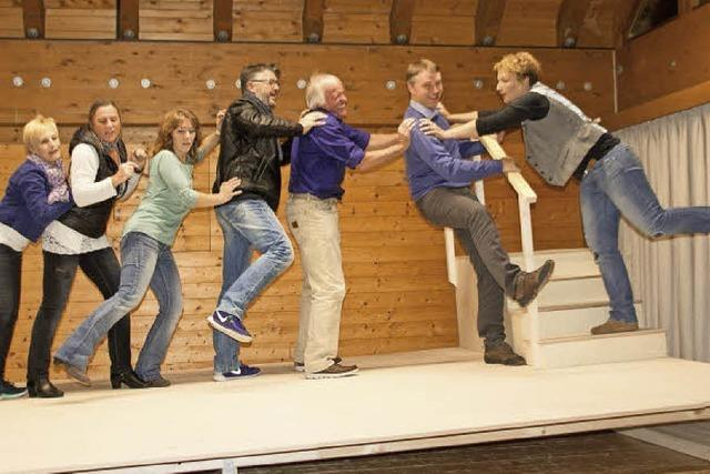 Kellertheater spielt in Grafenhausen