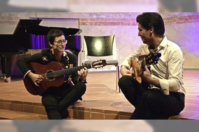 Die schiere Freude am Flamenco