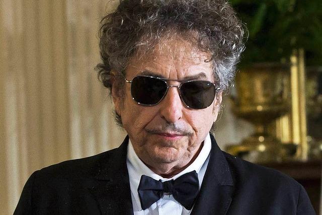 Bob Dylan kommt nicht zur Verleihung des Nobelpreises