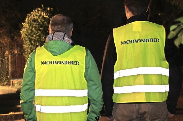 Rheinfelden setzt auf Nachtwanderer