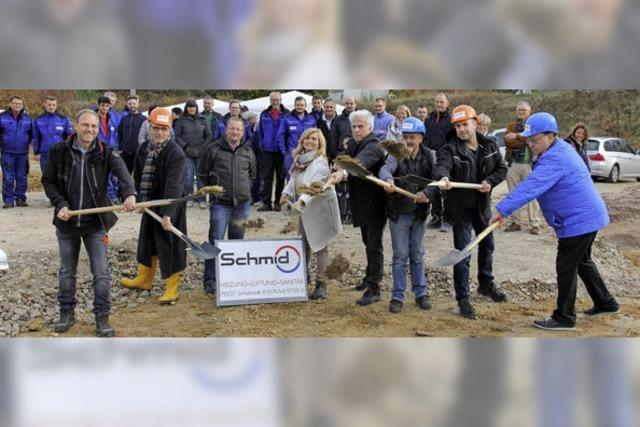 Firma Schmid investiert 1,3 Millionen