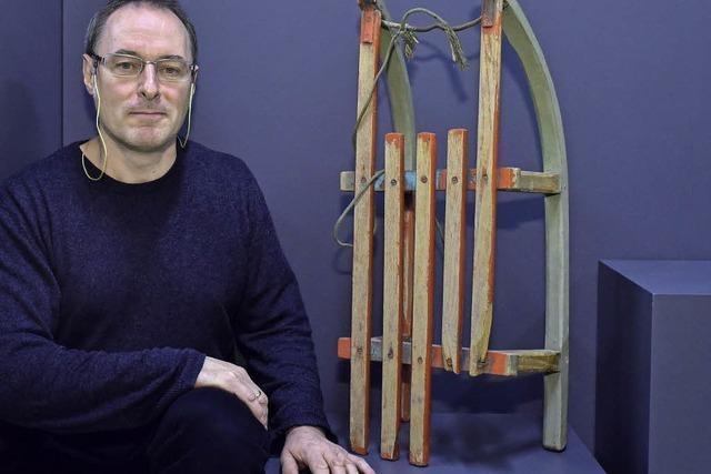 Der Historiker Robert Neisen spricht über die Herausforderungen des Ausstellungsmachens