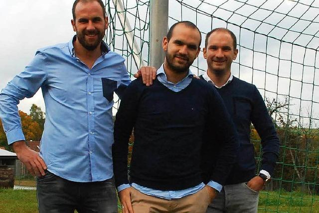 Liebe zum Fußball: Drei Brüder, die Trainer sind