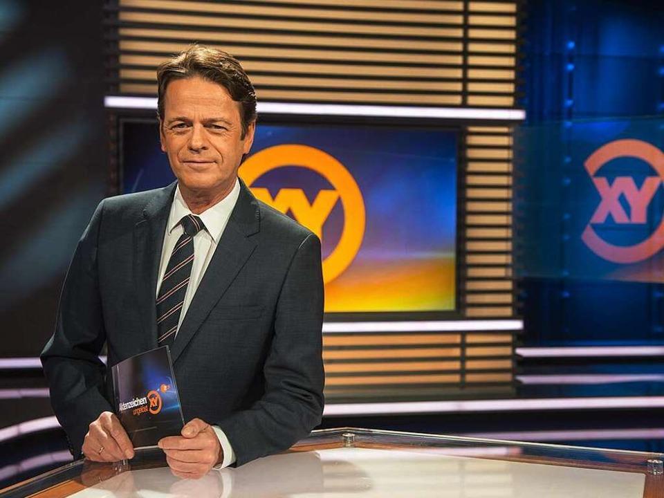 """Der Fall Carolin G. wurde in der ZDF-S...XY … ungelöst"""" vorgestellt    Foto: dpa"""