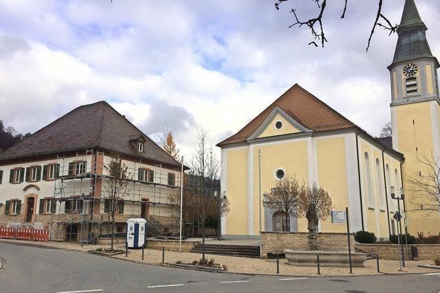 Enge Verbindung mit dem Gotteshaus