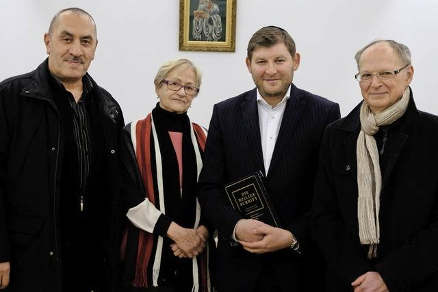 Frieden über Religionsgrenzen hinweg