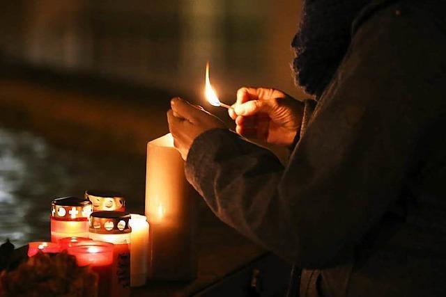 Trauerfeier: Endingen nimmt Abschied von Carolin G.