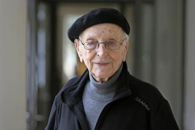 Der älteste Offenburger wird 105 Jahre alt