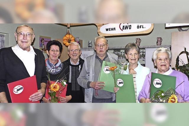 AWO bietet Räume für geflüchtete Frauen