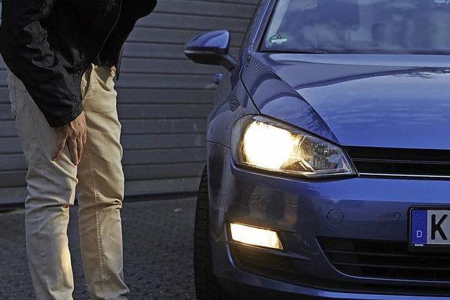 Geprüfte Autolampen