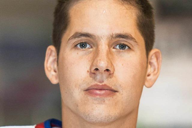 Tobias Kunz macht sein 500. Spiel für den EHC Freiburg