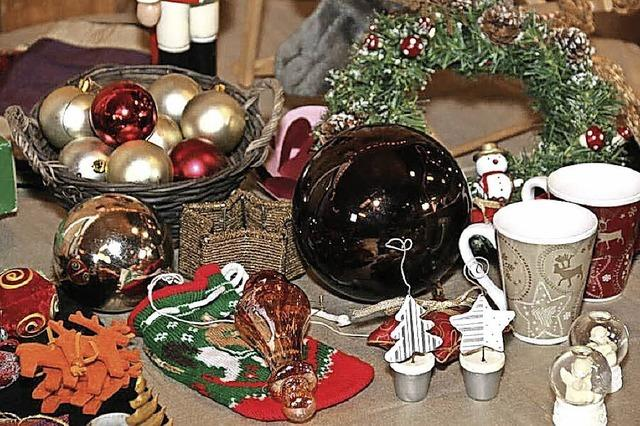 Weihnachtsmarkt in Dattingen