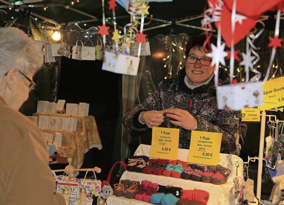 Traditionell startet die Region in Altdorf in den Zyklus der Weihnachtsmärkte.   | Foto: ARCHIVFOTO: SANDRA DECOUX-KONE
