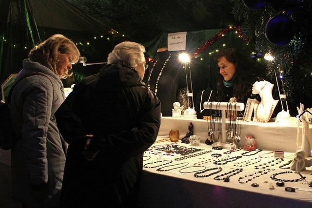 Nächsten Samstag ist Weihnachtsmarkt