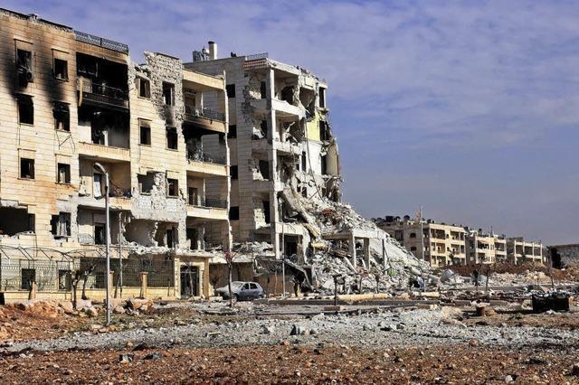 Bericht aus einer zerstörten Stadt