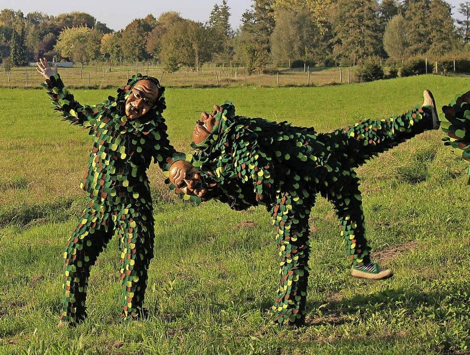 Die Hopfedrescher werden elf Jahre alt.     Foto: Hildegard Gebhard