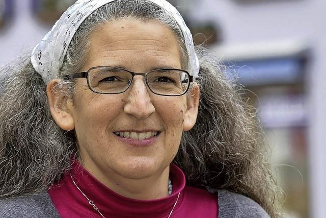 Heitere Rabbinerin